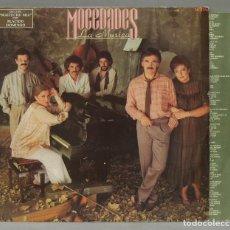 Discos de vinilo: LP. MOCEDADES. LA MUSICA. Lote 288858373