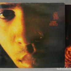 Discos de vinilo: LP. LENNY KRAVITZ. LET LOVE RULE. Lote 288858598