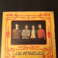 Discos de vinilo: LOS ÁNGELES. LOS ÁNGELES CANTAN. NO ESTOY CONTENTO. HISPAVOX. 1967. ESPAÑA.. Lote 288860703