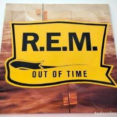 Discos de vinilo: VINILO LP DE REM. OUT OF TIME. 1991.. Lote 288861498