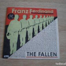 Discos de vinilo: SINGLE. FRANK FERDINAND. THE FALLEN. BUENA CONSERVACION. Lote 288867938