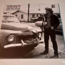 Discos de vinilo: 0921- TOM WAITS - ON THE SCENE '73 (KPFK FOLK SCENE BROADCAST)- 2XLP VINILO NUEVO PRECINTADO. Lote 288871038