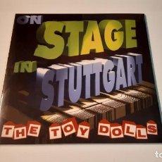 Discos de vinilo: 0921- THE TOY DOLLS* - ON STAGE IN STUTTGART-2XLP, ALBUM, RE, YEL. VINILO NUEVO PRECINTADO. Lote 288871363
