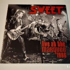 Discos de vinilo: 0921-SWEET-LIVE AT THE MARQUEE 1986-2XLP, ALBUM, LTD, WHI- VINILO NUEVO PRECINTADO. Lote 288872073