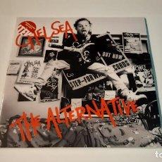 Discos de vinilo: 0921-CHELSEA - THE ALTERNATIVE- 2XLP, ALBUM, RE,LIMITED EDITION RED VINYL- VINILO NUEVO PRECINTADO. Lote 288875163