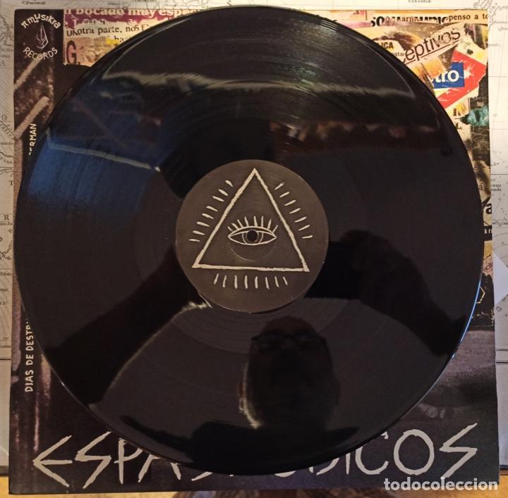 Discos de vinilo: ESPASMODICOS EP. DIAS DE DESTRUCCION, MATA, EL DIA QUE ME FALLO SUPERMAN, SERAFIN, SOY CRUEL - Foto 3 - 288875508