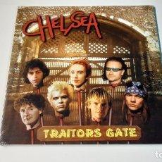 Discos de vinilo: 0921-CHELSEA - TRAITORS GATE-2XLP, ALBUM, LTD, RE, CLE- VINILO NUEVO PRECINTADO. Lote 288875538
