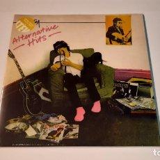Discos de vinilo: 0921-CHELSEA - ALTERNATIVE HITS- LP, COMP, RE, LIMITED EDITION YELLOW VINYL-VINILO NUEVO PRECINTADO. Lote 288876013