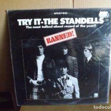 Discos de vinilo: THE STANDELLS --- TRY IT - NUEVO. Lote 288877373