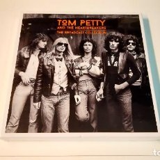 Discos de vinilo: 0921-TOM PETTY AND THE HEARTBREAKERS-THE BROADCAST COLLECTION- BOX 3XLP- VINILO NUEVO PRECINTADO. Lote 288878258