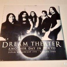 Discos de vinilo: 0921-DREAM THEATER ANOTHER DAY IN TOKYO-JAPAN BROADCAST 1995 VOLUME 2- 2XLP, VINILO NUEVO PRECINTADO. Lote 288878923