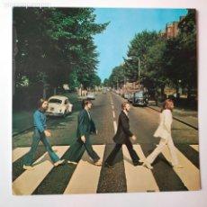 Discos de vinilo: THE BEATLES- ABBEY ROAD- SPAIN LP 1972- EN BUEN ESTADO.. Lote 288899158