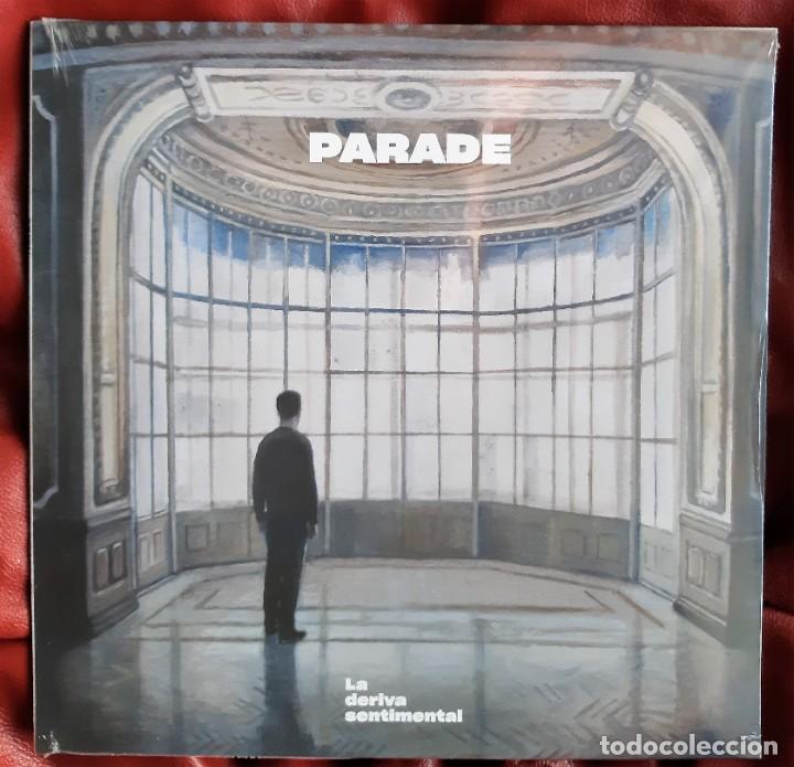 PARADE - LA DERIVA SENTIMENTAL LP (Música - Discos - LP Vinilo - Grupos Españoles de los 90 a la actualidad)