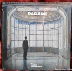 Discos de vinilo: PARADE - LA DERIVA SENTIMENTAL LP. Lote 288902953