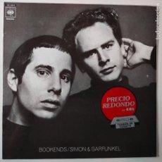 Discos de vinilo: SIMON & GARFUNKEL- BOOKENDS- SPAIN LP 1982- EXC. ESTADO.. Lote 288905668