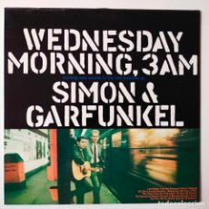 Discos de vinilo: SIMON & GARFUNKEL- WEDNESDAY MORNING, 3 A.M.- HOLLAND LP- VINILO COMO NUEVO.. Lote 288906878