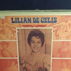 Discos de vinilo: LP LILIAN DE CELIS. COLUMBIA. 1976. Lote 288907153