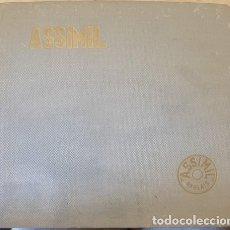 Discos de vinilo: ASSIMIL. ENGLISH WITHOUT TOIL. 11 LPS EN EL ESTUCHE ORIGINAL. 154 LECCIONES. -. Lote 288907468