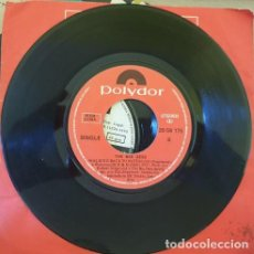 Discos de vinilo: THE BEE GEES WALKING BACK TO WATERLOO. DON´T WANNA LIVE INSIDE MYSELF. -. Lote 288907478