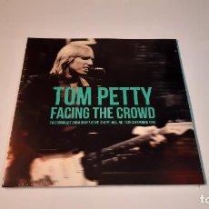 Discos de vinilo: 0921-TOM PETTY - FACING THE CROWD: FM BROADCAST FROM DEAN'S...- 2XLP- VINILO- NUEVO PRECINTADO. Lote 288911308