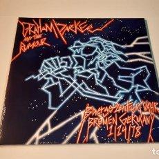 Discos de vinilo: 0921- GRAHAM PARKER AND THE RUMOUR - LIVE AT BREMEN- 2XLP- VINILO- NUEVO PRECINTADO. Lote 288911783