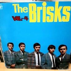 Discos de vinilo: MUSICA GOYO - LP - THE BRISKS V4 - CADA - AA99. Lote 288912418