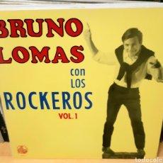 Discos de vinilo: MUSICA GOYO - LP - BRUNO LOMAS CON LOS ROCKEROS V1 - AA99. Lote 288915023