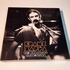Discos de vinilo: 0921-FRANK ZAPPA - THE BROADCAST COLLECTION- BOX 3XLP-VINYL NEW PRECINTED. Lote 288915288