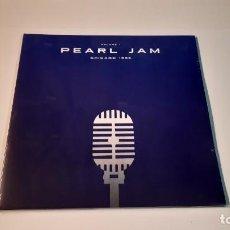 Discos de vinilo: 0921- PEARL JAM - CHICAGO 1995 VOLUME 1- 2XLP-VINYL NEW PRECINTED. Lote 288915703