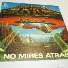 Discos de vinilo: SINGLE BOSTON. NO MIRES ATRÁS. EL VIAJE. EPIC 1978 SPAIN (PROBADO, BUEN ESTADO). Lote 288916533