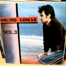 Discos de vinilo: MUSICA GOYO - LP - BRUNO LOMAS Y LOS ROCKEROS V3 - AA99. Lote 288918528