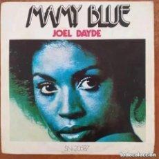 Discos de vinilo: JOEL DAYDE - MAMY BLUE (SG) 1971. Lote 288947523
