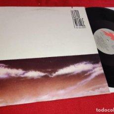 Discos de vinilo: LITO VITALE EN SOLITARIO LP 1990 GRABACIONES ACCIDENTALES ESPAÑA SPAIN. Lote 288949813