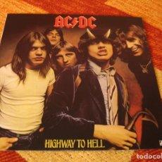 Discos de vinilo: AC/DC LP HIGHWAY TO HELL 1979 ATLANTIC EUROPA ALEMANIA 1984. Lote 288950703