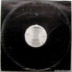 Discos de vinilo: MAGIC CONCEPT - UNSTOPPABLE - MAXI RUMOUR RECORDS 1990 UK BPY. Lote 288953523