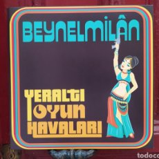 Discos de vinilo: BEYNELMILÂN–YERALTI OYUN HAVALARI. LP VINILO. TÜRK FUNK PSYCHEDELIC.. Lote 288955913