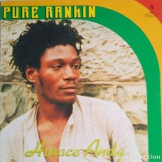 Discos de vinilo: LP ANDY HORACE PURE RANKING VINILO REGGAE JAMAICA. Lote 288956373