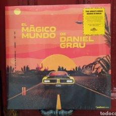 Discos de vinilo: DANIEL GRAU–EL MÁGICO MUNDO DE DANIEL GRAU. LP VINILO PRECINTADO.. Lote 288958488