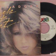 "Discos de vinilo: 7"" PIA ZADORA - ROCK IT OUT - WEA S 24 9507-7 - SPAIN PRESS - PROMO (EX+/EX+). Lote 288958933"