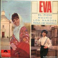 Discos de vinilo: EVA / EL PICHI + 3 (EP POLYDOR 1965). Lote 288961993
