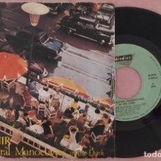 "Discos de vinilo: 7"" ORCHESTRAL MANOEUVRES IN THE DARK - SOUVENIR - PORTUGAL PRESS (VG+/VG++). Lote 288964003"