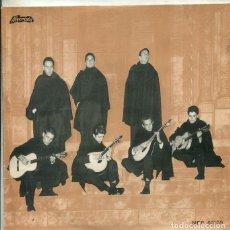 Discos de vinilo: FADOS E GUITARRADAS DE COIMBRA (LUIS GOIS - FERNADO MACHADO - SUTIL ROGUE (EP PORTUGUES). Lote 288964048