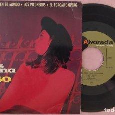 """Discos de vinilo: 7"""" LUIS PEÑA - TANGO-PASO - EL GATO MONTES +3 - PORTUGAL PRESS - EP (VG++/VG++). Lote 288968708"""