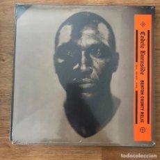 Discos de vinilo: CEDRIC BURNSIDE - BENTON COUNTY RELIC - LP SINGLE LOCK 2018 NUEVO. Lote 288968788