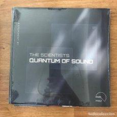 """Discos de vinilo: SCIENTISTS - QUANTUM OF SOUND - 12"""" MAXISINGLE ARMADILLO 2021 NUEVO. Lote 288970078"""
