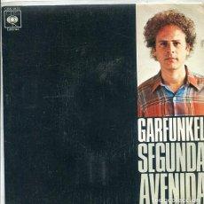 Discos de vinilo: GARFUNKEL / SEGUNDA AVENIDA / WOYAYA (SINGLE 1974). Lote 288972203