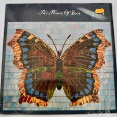 Discos de vinilo: THE HOUSE OF LOVE. LP. 1990.FONTANA. PHONOGRAM LTD (LONDON). POP BRITÁNICO. BUEN ESTADO. Lote 288973363