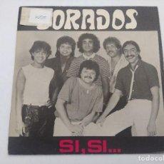 Discos de vinilo: DORADOS/SI,SI/SINGLE.. Lote 288975108