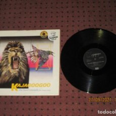 Discos de vinilo: KAJAGOOGOO - THE LION´S MOUTH - MAXI - UK - MOTOWN - LV -. Lote 288978813