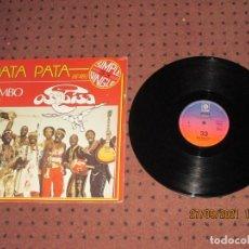 Discos de vinilo: OSIBISA - PATA PATA / JUMBO - MAXI - FRANCIA - PYE RECORDS - REF 310831 - L -. Lote 288979798